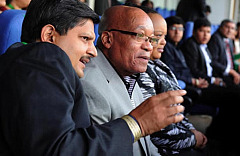 Violation of the Rule of Law gave SA the Guptas and Zuma corruption