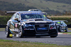 Michael Stephen takes overall victory for Engen Audi
