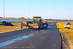World class tarmac laid at PE racetrack