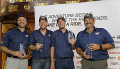 Team South Africa victorious again in BMW Motorrad International GS Trophy