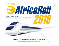 You'll kick yourself if you miss out Africa Rail 2018 #africarail