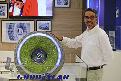 Goodyear presents top technologies at The Tyre Cologne 2018