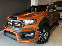 Source: 2018 Ford Ranger 3.2 Double Cab Wildtrak Auto. Credit: Platinum Wheels on AutoTrader