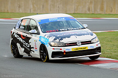 Tough weekend for Wilken on his Engen VW Polo Cup debut.