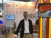 FlexQube sets up German subsidiary and hires a German Sales Manager