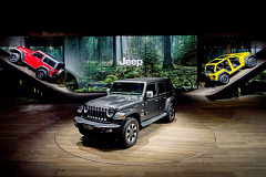 2018 Geneva International Motor Show: the Jeep® brand wins the