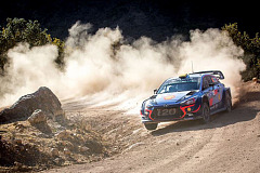 Sordo claims 2nd place for Hyundai Motorsport in Rally Mexico
