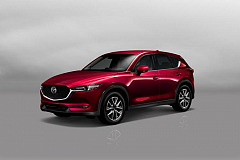 Mazda CX-5 makes top three finalist for 2018 World Car of the Year.