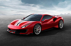 The Ferrari 488 Pista: the synthesis of extreme, track-level power and driving exhilaration for the road