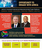 Engage with Africa - Advanced Manufacturing and Composites Show