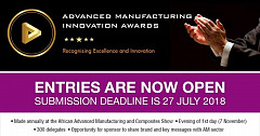 Advanced Manufacturing Innovation Awards - Recognising Excellence and Innovation