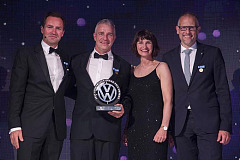 Volkswagen's top dealers announced