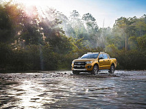 Refreshed Ford Ranger Arrives in 2019 - With More Performance, Efficiency, Features and Capability
