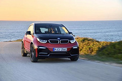 BMW i3, one of the popular 'green' searches on AutoTrader. Credit: Press.BMWgroup