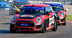 Victory and podiums for Signature Motorsport MINI Team