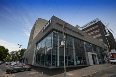 World-class Audi Centre for Johannesburg