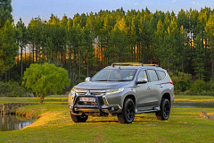 Explore new adventures in style in the new Mitsubishi Pajero Sport Shogun