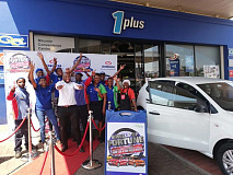 How to win a brand-new Polo Vivo with Engen