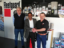Long-standing Filvent partnership is testament to the success of the Cummins Filtration distributor network