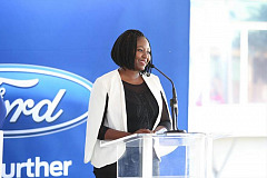 Duduzile Nxele Appointed as Ford Corporate Communications Manager for South Africa and SSA