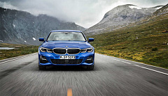 The all-new BMW 3 Series Sedan.