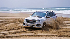 2018 Haval South Africa Outreach Expedition arrives in Eastern Cape