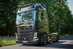 Continental Presents Volvo FH as Demo Truck at IAA Commercial Vehicles
