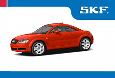 SKF Product Information - Audi TT