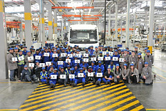 4 000th FAW rolls off Coega production line
