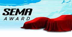 SEMA vehicles of the year to be announced day before SEMA Show opening