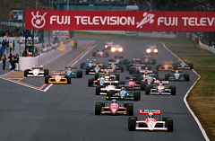 Honda to Become Title Sponsor of the 2018 FIA Formula One Japanese Grand Prix