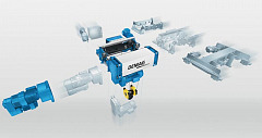 Demag's revolutionary modular rope hoist