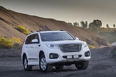 Haval Motors South Africa launches new H9
