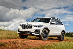 General Grabber AT3 recommended for BMW X5