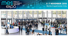 MES - Mobility Electronics Suppliers EXPO 2019