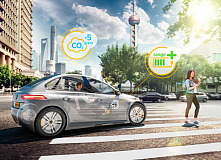 TÜV Test Confirms: Continental MK C1 brake system reduces CO2 emissions of hybrid vehicles by around 5 g