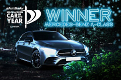 Mercedes-Benz scoops the title at the 2019 AutoTrader SA Car of the Year