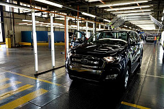 South African-built Ford Ranger Tops LCV Exports, Best-Selling Pickup in Europe