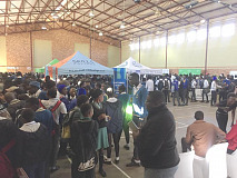 Iimage: Lesedi la Batho Career Expo 2018
