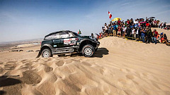 Dakar Rally 2019 – Second place for Nani Roma