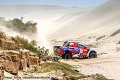 Fifth in Dakar class for Variawa, Bodhanya