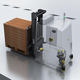 Automated Guided Vehicle Systems for efficient Automated Production