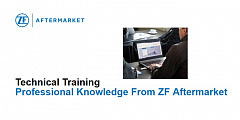 ZF Technical Training Kicks Off 2019 Schedule