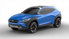 World premier of Subaru VIZIV Adrenaline Concept