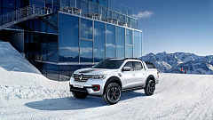 Renault unveils Alaskan ICE Edition, a show car with an enhanced design that announces a limited series that will be available from September