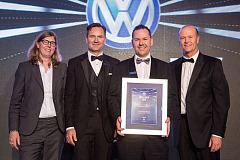 Volkswagen's top dealers awarded at annual ceremony
