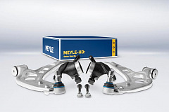 Strong performance in a new look: MEYLE-HD control arm kit for BMW and Mini
