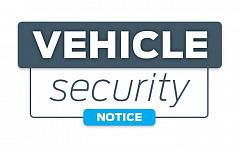 Vehicle Security Upgrades Available