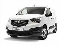 The Award-winning Opel Combo Van