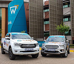 Ford Geared Up to Tackle Inaugural WesBank Fuel Economy Tour